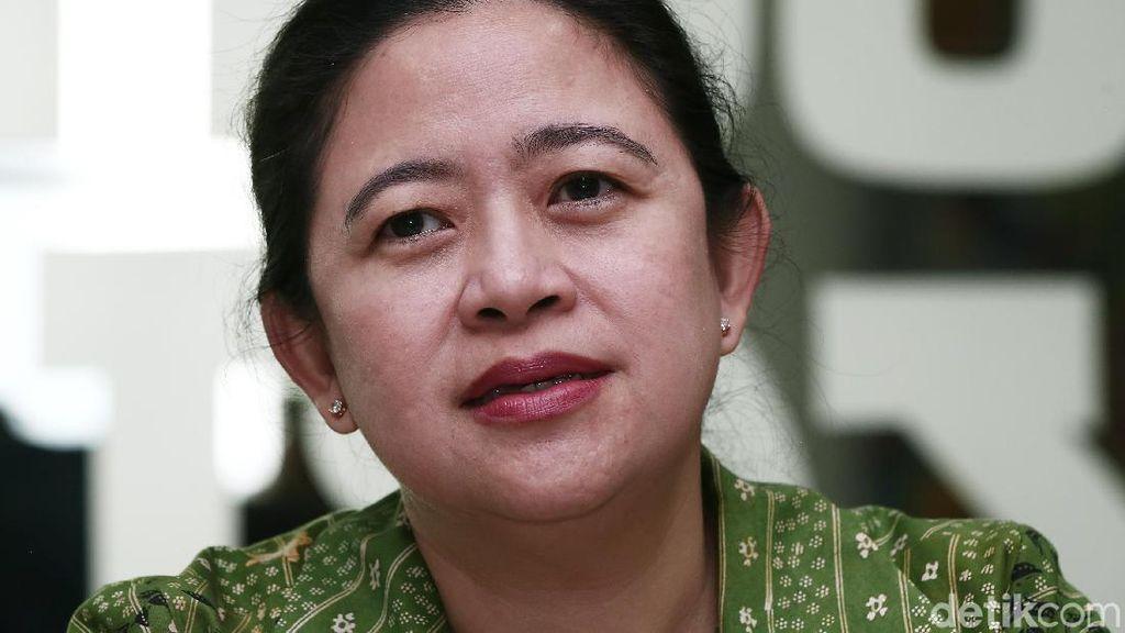 Pandai Masak, Puan Maharani Siap Ditantang Masak Telur Dadar