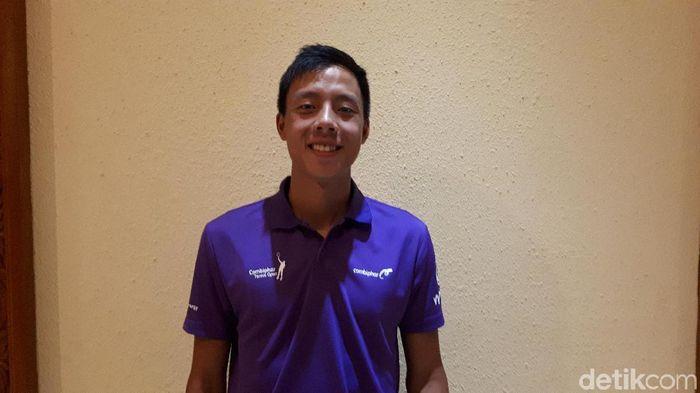 Justin Barki terpaksa absen di SEA Games 2019 karena harus kuliah (Mercy Raya/detikSport)