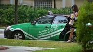 Viral, Driver Grab Sengaja Bawa Mobilnya ke Polisi karena Lihat Penumpang Bermesraan