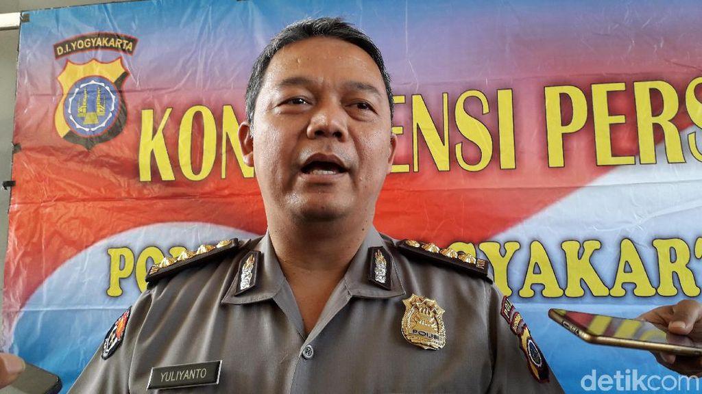 Densus 88 Tangkap Terduga Teroris di Yogyakarta