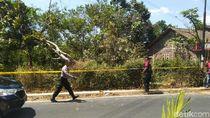 Labfor Polri Datangi SUTET Gunungpati Semarang Penyebab Mati Listrik Massal