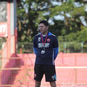 Darije Kalezic Mundur dari PSM Makassar