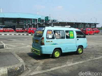 Ini Cara Menuju Terminal Pulogebang di Jakarta Timur
