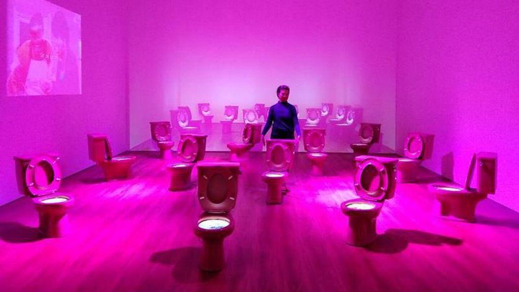 Museum Macan, Antara Selfie dan Belajar Seni