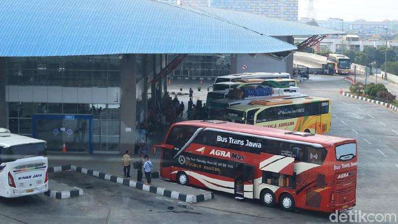 Terminal Terpadu Pulo Gebang di Jakarta Timur (Randy/detikcom)