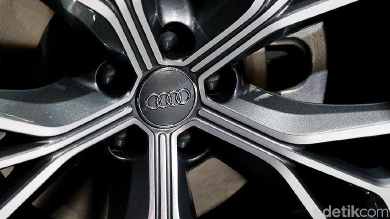 Ilustrasi Logo Audi Foto: Ari Saputra