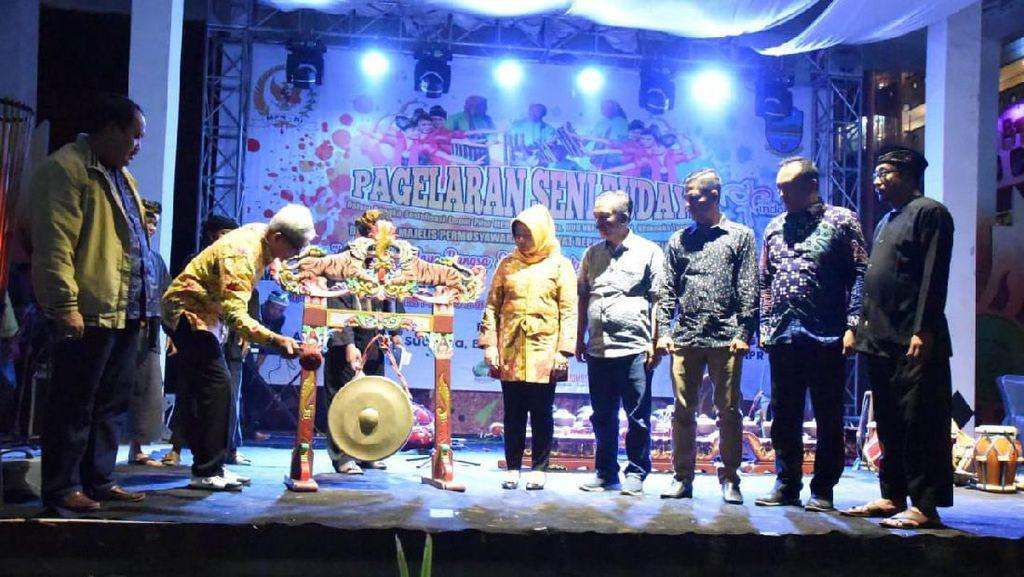 Pagelaran Seni Budaya Mampu Merajut Persatuan dan Kesatuan Bangsa