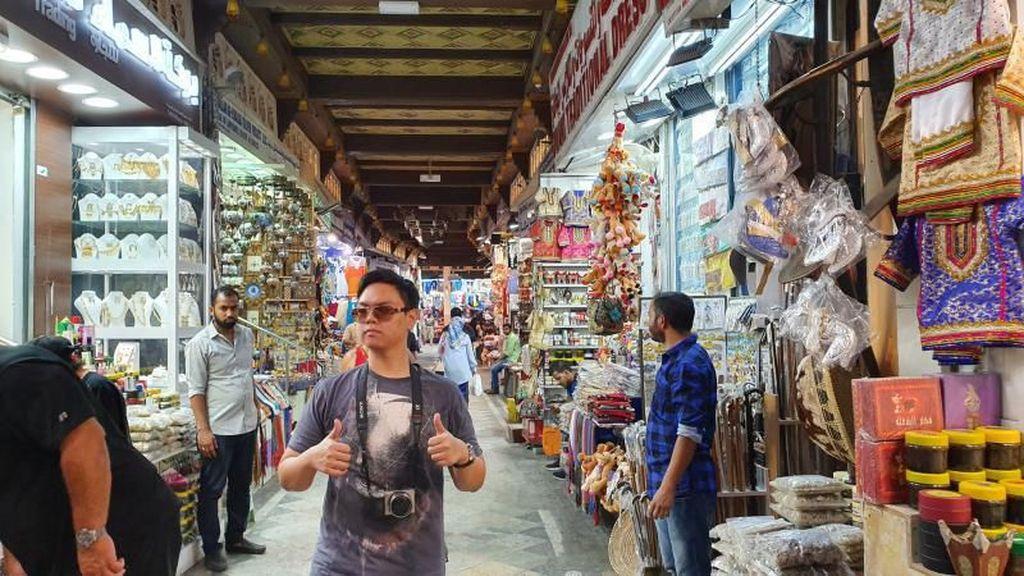Transit Setengah Hari di Oman, Bisa ke Mana Saja?