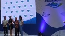Hamish Daud Ajak Warga Jakarta Bijak Gunakan Botol Plastik