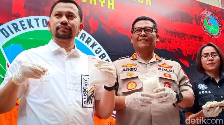Polisi Masih Melengkapi Berkas Sabu Nunung yang Dikembalikan Jaksa