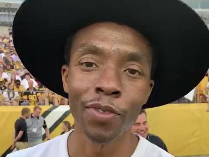 Dilarikan Ke Rs Chadwick Boseman Si Black Panther Makin Kurus