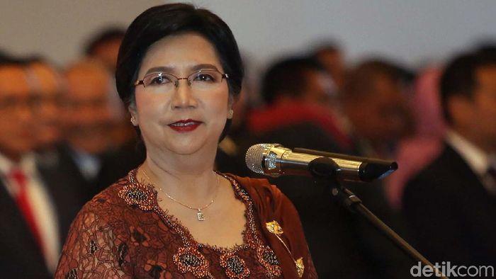 Deputi Gubernur Senior Bank Indonesia (BI) Destry Damayanti/Foto: Agung Pambudhy