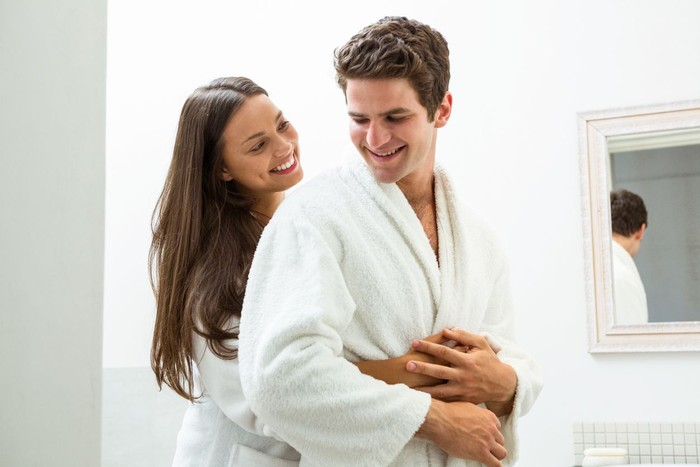Ilustrasi pasangan suami istri. Foto: iStock