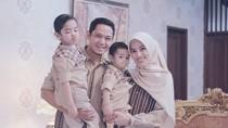 Ajari Pendidikan Agama, Dude Harlino Ajak Anak Ikut Kajian Islam