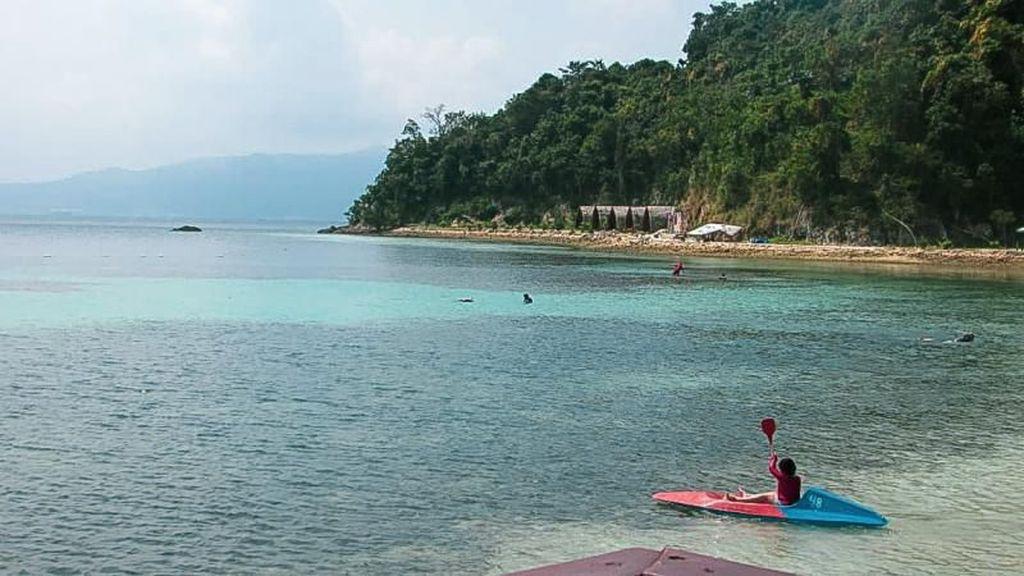 Pulau Tegal Mas, Miniatur Maldives dari Lampung