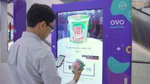 OVO Luncurkan SmartCube, Si Vending Machine Pintar