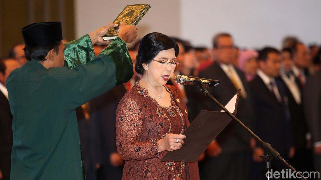 Sah! Destry Damayanti Jadi Deputi Gubernur Senior BI