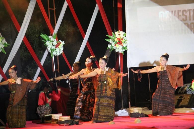 Jaga Perdamaian, Kemendes PDTT-Pemkab Ende Gelar Festival Adat