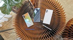 Kelahiran Galaxy Note 10
