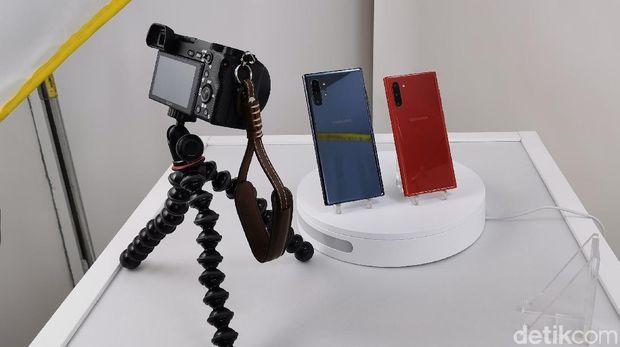 Ini Spesifikasi Samsung Galaxy Note 10 dan Galaxy Note 10 Plus