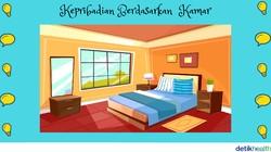 Menurut ahli kamar tidur bisa mencerminkan kepribadian karena di ruangan itu informasi tentang diri seseorang terkumpul. Simak penjelasannya di sini.