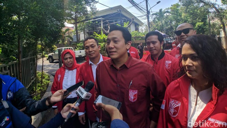 PKPI Kenalkan Kader Bagus ke Maruf Amin, Bakal Calon Menteri?