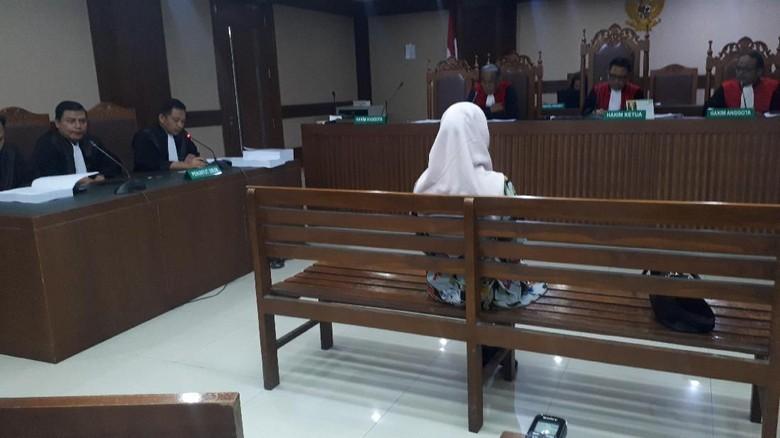 Penyuap Bowo Sidik Dituntut 2 Tahun Penjara
