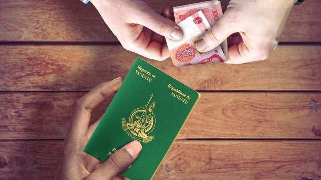 Paspor Vanuatu Bisa Dibeli dengan Harga Rp 2 M, Banyak Diminati Warga China