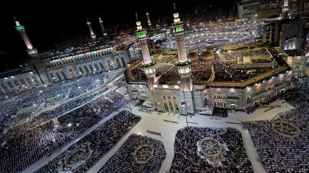 Arab Saudi Umumkan Idul Fitri Jatuh pada Minggu 24 Mei