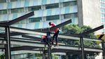 Yuk Lihat Pembangunan Halte TransJ Tosari