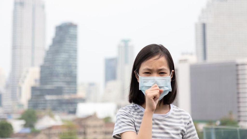Cara Tangkal Radikal Bebas Saat Udara Jakarta Tidak Sehat Pagi Hari