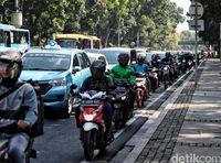 Ganjil genap Jakarta.
