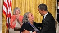 Duka Mendalam Oprah Winfrey dan Barack Obama untuk Toni Morrison