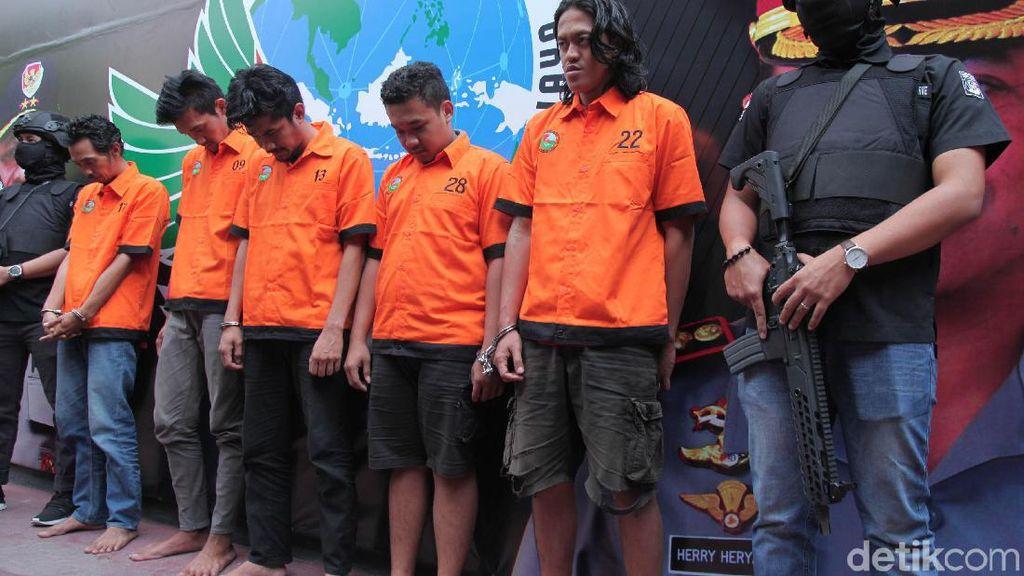 Berkas Perkara Tersangka Penyuplai Sabu Nunung Sudah Dilimpahkan ke Jaksa