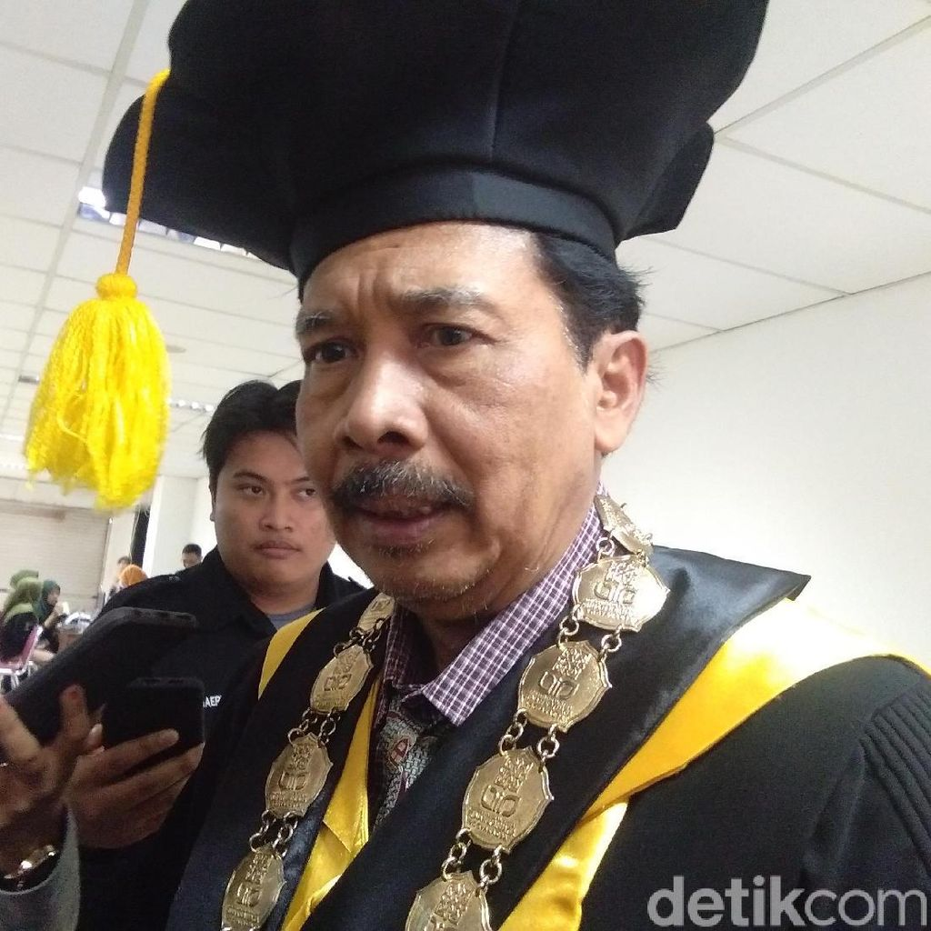 Dulu Berminat Menag, Rektor UIN Yogya Kini Melirik Menristekdikti