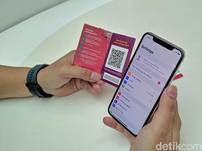Paket Internet Smartfren GSM hingga Cara Belinya/Foto: Adi Fida Rahman/detikINET