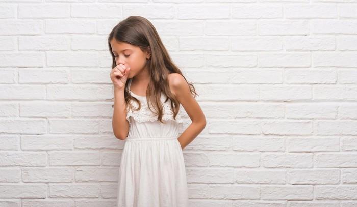 Obat batuk kering. Foto: iStock