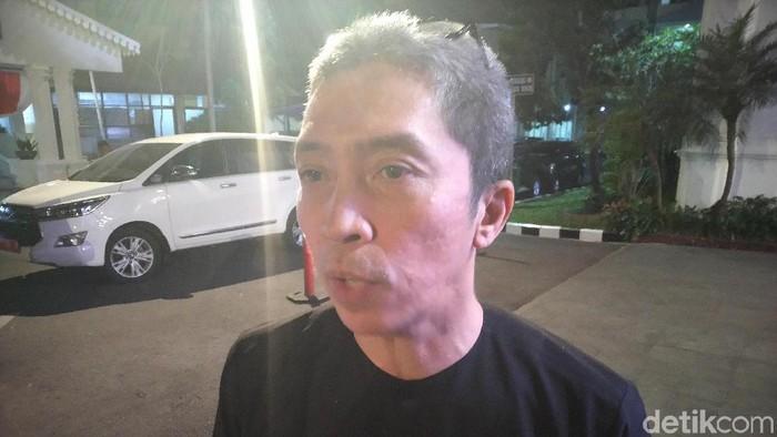 Wakil Wali Kota Bogor Dedie A Rachim.