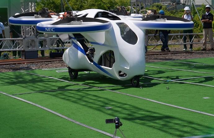 Mobil Terbang Bukan Lagi Sekadar Angan