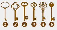 Pilih 1 Kunci untuk Buka Kepribadian Kamu yang Sebenarnya di Sini