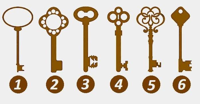 Pilih 1 Kunci untuk Buka Kepribadian Kamu yang Sebenarnya. Foto: Dok. Inside Readers
