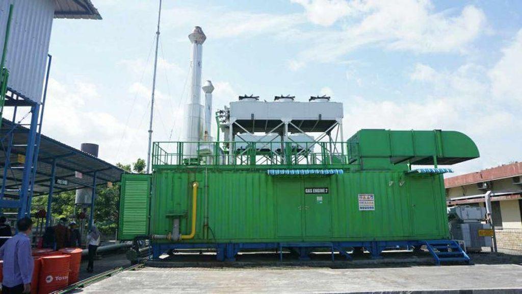 PLTSa 11 MW di Surabaya Bakal Diresmikan Jokowi November