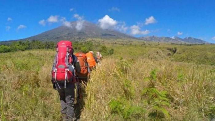 Pendaki Gunung Rinjani