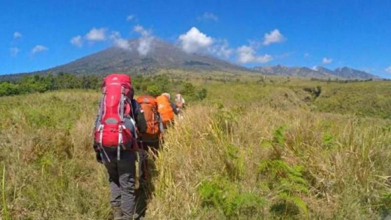 Pendakian ke Gunung Rinjani (Muhammad Asyraf/dTraveler)