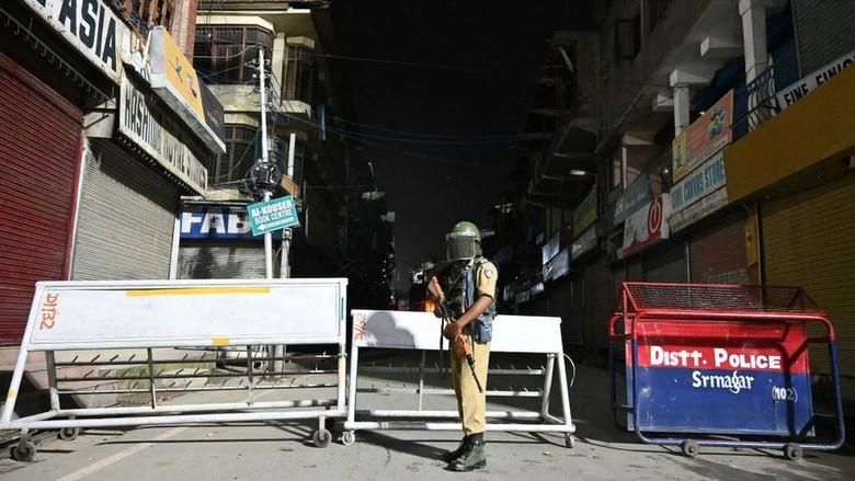 India Cabut Status Daerah Istimewa Kashmir, Ini 3 Hal yang Patut Diketahui