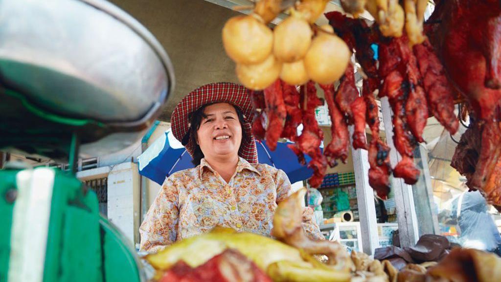 Sate Kodok hingga Kecoak Tumis, Jajanan Kaki Lima Populer di Siem Reap