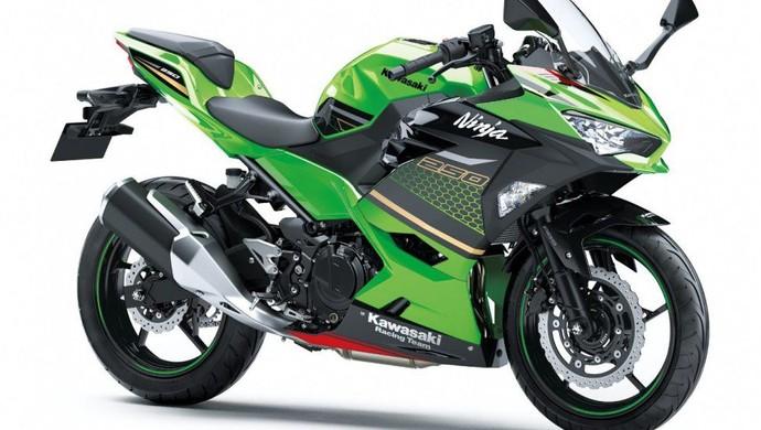 Kawasaki Ninja 250 Lebih Segar