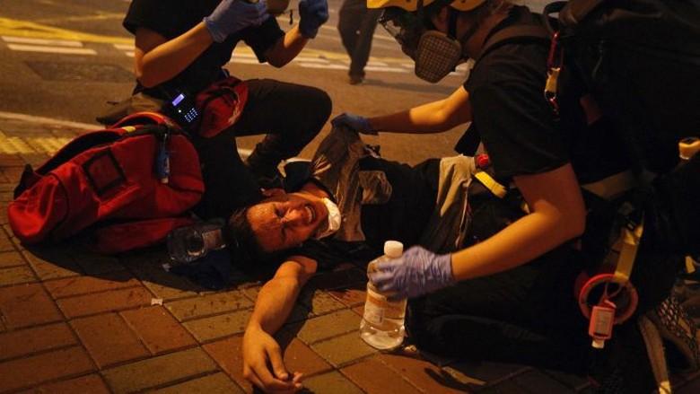 Australia Keluarkan Peringatan Perjalanan ke Hong Kong