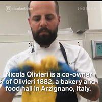 Gunakan Resep 127 Tahun, Roti Italia Ini Diproses Selama 4 Hari