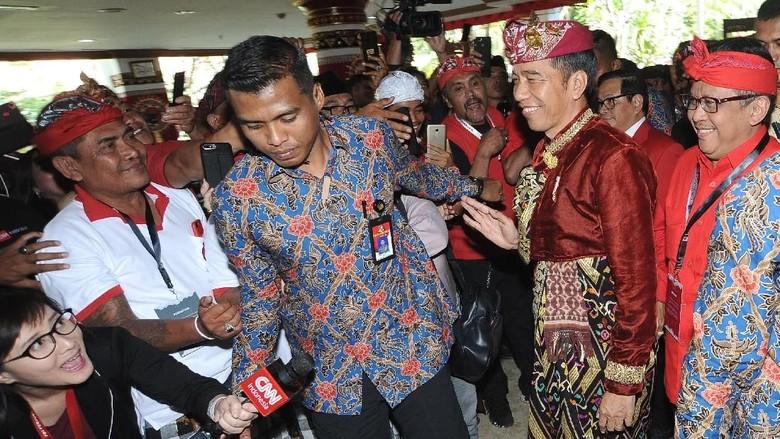 PDIP Dukung Jokowi Bentuk Kementerian Ekonomi Kreatif dan Investasi